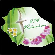 Ile de la Réunion 903