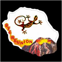 Ile de la Réunion T1017