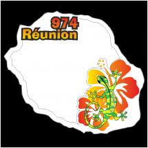 Ile de la Réunion T1008
