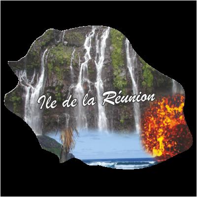 Ile de la Réunion  810