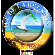 Pastille Réunion
