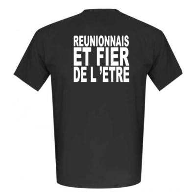T.Shirt  réunionnais