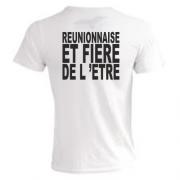 T.Shirt  réunionnaise