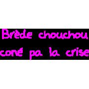 Brède chouchou