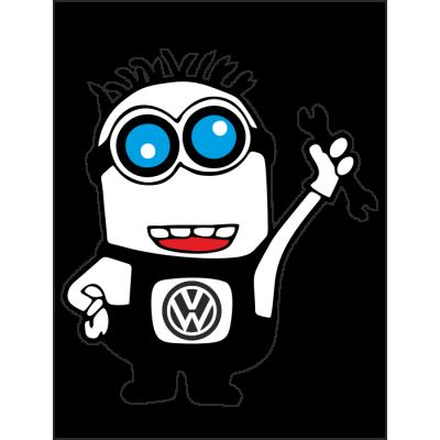 Minion Mécano VW
