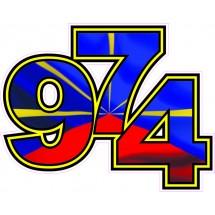 974 Drapeau